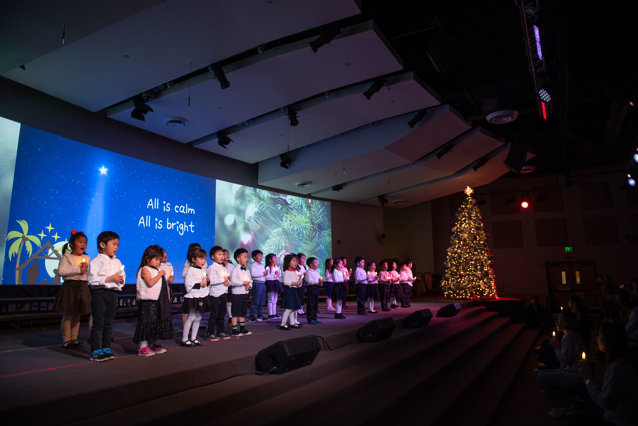 2019 12/18 Christmas Performance
